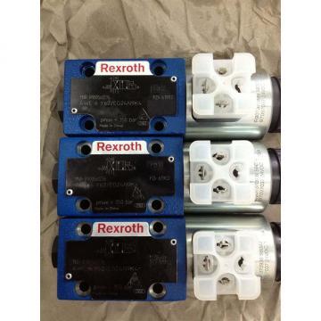 REXROTH 4WE6F7X/HG24N9K4 Valves