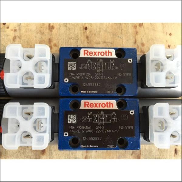 REXROTH 4WE 6 GA6X/EG24N9K4 R900561284 Directional spool valves #1 image